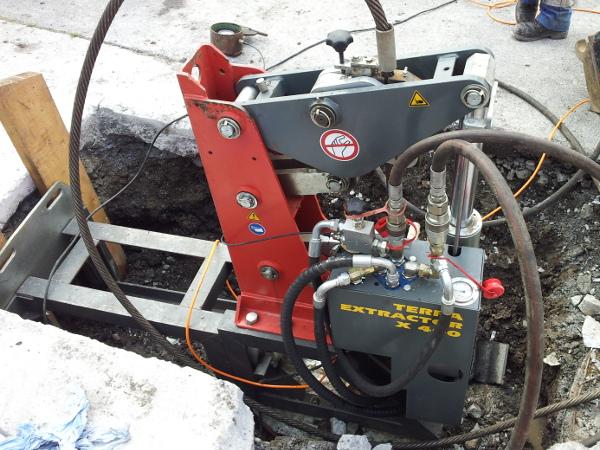 Abwasserleitung Rothenthurm saniert rehabilitation dilapidated sewer © TERRA AG, Reiden, Switzerland